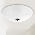 Flush Light Fitting glass