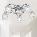 Flush Light Fitting Multi-Arm