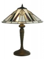 Table Lamps, coloured